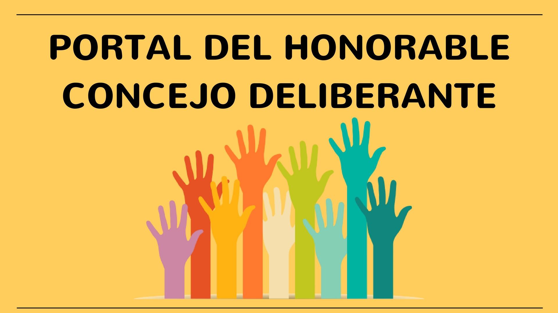 Portal del Honorable Concejo Deliberante de Salsacate